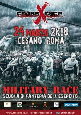 MILITARY RACE Sabato 24 Marzo 2K18 Cesano
