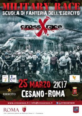 MILITARY RACE Sabato 25 marzo 2017 Cesano