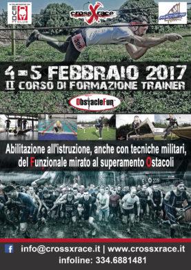 II Corso di Formazione Trainer 4-5 Febbraio 2017
