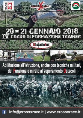 IV Workshop ObstacleFun 20-21 Gennaio 2018 Roma