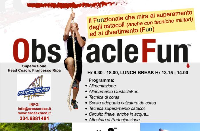 V  Workshop ObstacleFun 22 Gennaio 2017 Roma