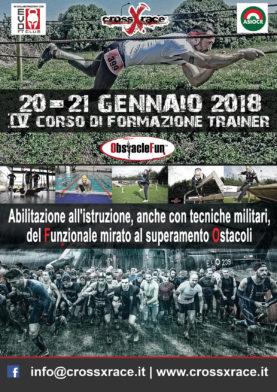 IV Workshop ObstacleFun 20-21 Gennaio 2018 Roma