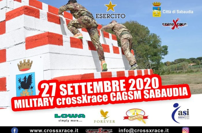 09/20 MILITARY CROSSXRACE CAGSM SABAUDIA