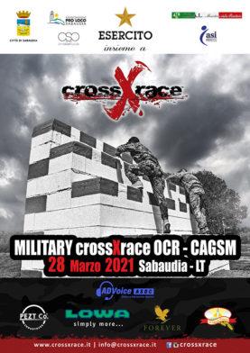 II edizione – MILITARY OCR/CAGSM