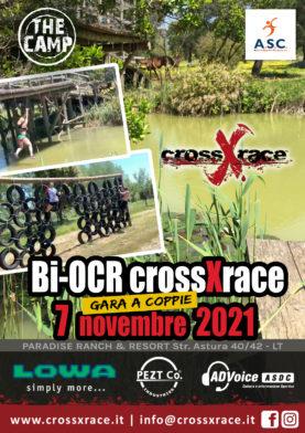 Bi-OCR crossXrace 7 novembre 2021